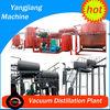 China profession small scale oil refinery machine