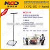 Professional telescopic inspection mirror/inspection mirrors with light MCD-V5 under car mirror