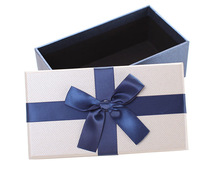 Custom design exquisite gift box for wallets toy box