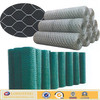 Lowest price galvanized and pvc coated anping hexagonal mesh