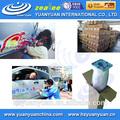 Venda quente! Pvc etiqueta / car enrole chrome / car envoltório impresso vinyl