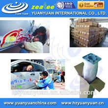 HOT SALE! pvc sticker/car wrap chrome/car wrap printed vinyl