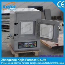 CE certificate new type 1700c laboratory nitrogen atmosphere furnace muffle furnace