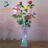 Shengjia Height 85CM LED Vase Light christmas trees fiber optic lowes