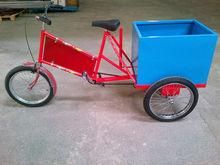 2014 New style Cargo Bike with 3 Wheel/ Three wheel cargo bike/ Specializes cargo bike SW-T-M01
