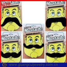 Hot sale halloween fake artificial mustache beard