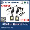 ce rohs emark 35w canbus ballast bixenon h4 9004 9007 hi lo beam hid kit