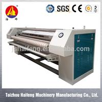 2014New Electric & Steam laundry equipment press ironer
