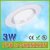 Fashion high bright retractable ceiling light AV100-240V