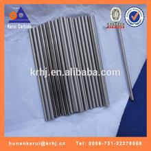 Precision ground 100mm length carbide rods made using original WIDIA tungsten carbide