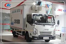 Caixa refrigerada furgão, Usado refrigerado van e caminhão