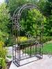 Wrought Iron Garden Arch,Garden Arch with Gate