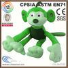 Custom plush toy mini monkeys for sale