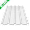 Plastic Corrugated Roofing Sheet Width 910mm for Industrial buildings
