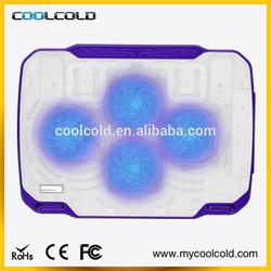 laptop notebook cooler , adjust metal laptop cooler , 12V notebook cooling pad