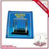 Hot Sale Plastic Base Newton Cradle balance balls