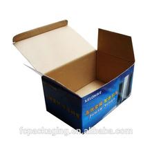Autolock Bottom Auto Parts Box Computer Sound Packaging Box