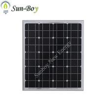 Monocrystalline 50W Solar Panel Good Price