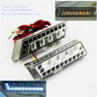 Hot sale car led daytime running light type 12v voltage daylight