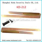 security seal sealing trolley lock shipping container locks barrier seal lock KD-205