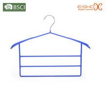 Eisho Best Quality Fashion Designed Chrome Metal Clothes Hanger