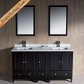armário moderno mobiliário de carvalho cinza de chão do banheiro da vaidade
