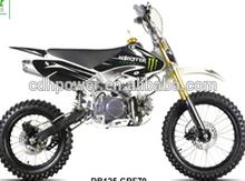 125cc Pit Bike, 4 stroke dirt bike