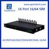 12 Months Warranty ! ! 2014 Ejoin Good Price VoIP GoIP 16 port grandstream voip gateway
