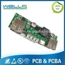 Satellite receiver motherboard Electronic SMT PCBA assembly
