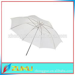 Hot sale 40 inch White soft diffuser Umbrella for Photo Studio Accessories