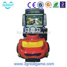 New indoor game machine flatout arcade simulator race car for sale