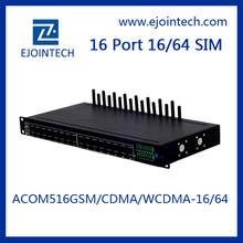 12 Months Warranty ! ! 2014 Ejoin Good Price VoIP GoIP 16 port sim card desk phone