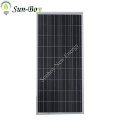 Polycrystalline 140W PV Solar Panel Good Price
