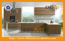 free style design melamine board kitchen cabinet hardware