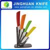 The Edge Fine And Sharp 4 pcs Ceramic Knife Set