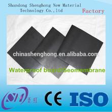 Geomembrane/hdpe membrane/geomembrane liner/geo membrane hdpe ASTM standard water resistant materials