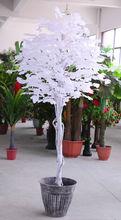 artificial winter tree