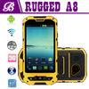 alibaba china rugged phone land rover a8 android 4.2 ip68 waterproof