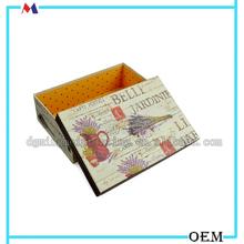 Luxus benutzerdefinierte gedruckt geschenk verpackung box