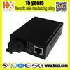 Multimode Media Converter with 10/100 Base -TX/FX Bridge 2KM