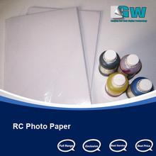 cerveja papel fotográfico rc para mitsubishi impressoras fotográficas