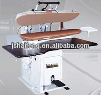 Steam industrial clothes iron pressing machine