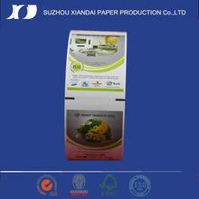 79*80 Thermal paper roll preprint 3colors logo 60gsm/65gsm export to Kenya