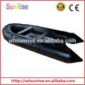 ligero plegable de pvc barco para la venta de cinco personas