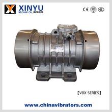 VBX series small vibrating table motor, three phase,high RPM