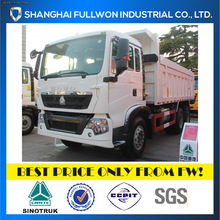 SINOTRUK HOWO 4X4 MINI DUMP TRUCK HOT SALE