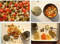 Boa qualidade enlatada misturada vegetal para o mercado africano