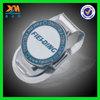 shenzhen supplier custom metal 5.5 inch wallet phone case (xdm-w073)