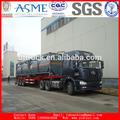 china 40ft diesel de almacenamiento de los tanques de aceite de contenedores con la certificación iso