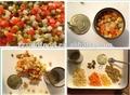 conservas de legumes mistos 425gx24tin para o mercado africano
